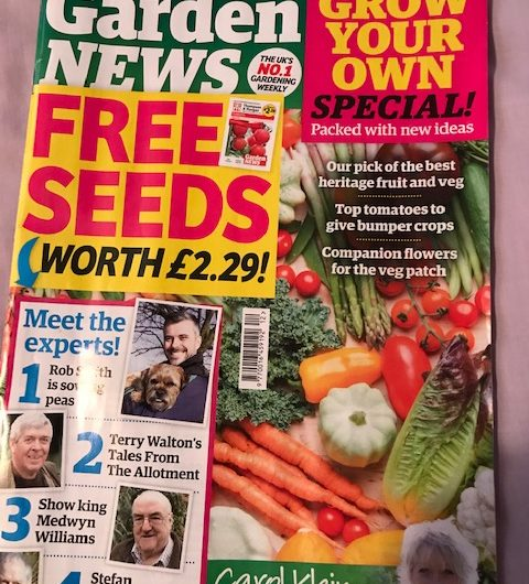Cobham Garden & Horticultural Association in this week's Garden News Magazine!