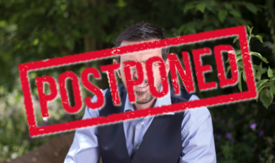 POSTPONED: Adam Frost Talk 26-March-2020
